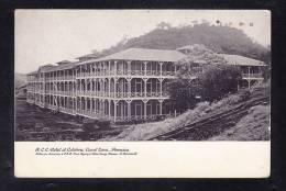 PA-32 T.C.C. HOTEL AT CUTEBRA CANAL ZONE PANAMA - Panama