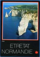76 - ETRETAT - VUE AERIENNE - Etretat