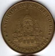MDP : Basilique Du Sacré-Coeur Montmartre 2000 - Monnaie De Paris