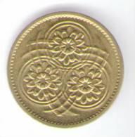 GUYANA 5 CENTS 1990 - Monete