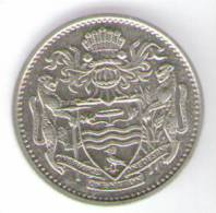 GUYANA 25 CENTS 1990 - Monete
