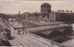 Dublin    Four Courts                Scan 4056 - Dublin