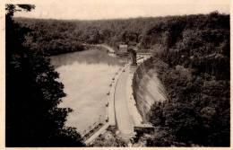 JAHLAY  Le Barrage Et Le Lac  Carte En Très Bon état  écrite Timbrée - Jalhay