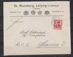 Nr.86,o-Leipzig Lindenau 12.12.12 (3237) - Cartas