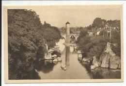 ORTHEZ , Le Gave Et Le Vieux Pont - Orthez