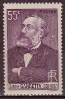 FRANCE - 1938 - YT N° 378 -** - - Unused Stamps
