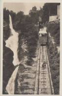 Bern     Meiringen    Grosser Reichenbachfall Trein Tram          Scan 4082 - BE Berne