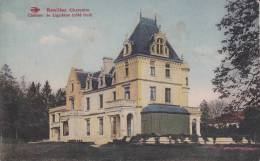 CPA 16  ROUILLAC ,Château De Lignères. - Rouillac