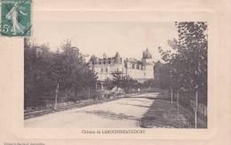 CPA 16  LAROCHEBEAUCOURT, Le Château. (1915) - Rouillac