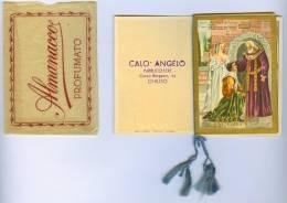 CALENDARI DA BARBIERE CHIUSO DI LECCO CALO' ANGELO PARRUCCHIERE CORSO BERGAMO, 44 - Calendriers