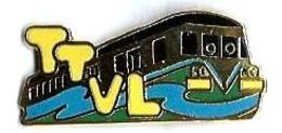 SNCF - 120 - TTVL - AUTORAIL - Verso : . RIS - TGV