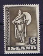 Iceland: Michel 230A   1943 MNH/** - 1918-1944 Autonoom Bestuur