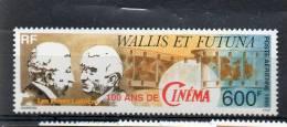 WALLIS ET FUTUNA  PA N° 189** - CINEMA : Les Frères LUMIERE Et Pellicule - Cote 16.80 € - Cinema