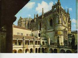 CONVENTO DE CRISTO  TOMAR  PORTUGAL    OHL - Portugal
