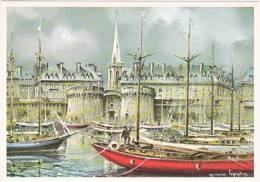 35. Gf. ST-MALO. M.Legendre. 402-45 - Saint Malo