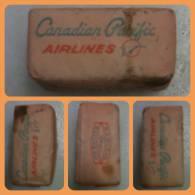 SUCRE - CANADIAN PACIFIC AIRLINES - AZUCAR - SUGAR - ZUCCHERO - ZUCKER - CAN-N-0002 - Azúcar