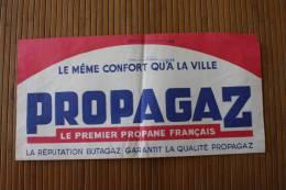 Ancien Chapeau Publicitaire Calot : PROPAGAZ  Butagaz Propane Français- Caravane Du Tour De France Cycliste Vélo - Casquettes & Bobs