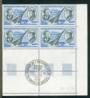 France - 1971 - Mermoz & Saint-Exupéry - Y&T Coin Daté 28/8/70  - PA44 PA 44 ** Neuf Luxe 1er Choix (Fraîcheur Postale ) - Poste Aérienne