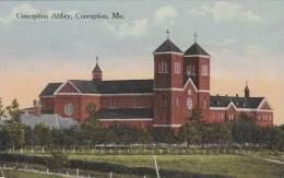 Missouri Conception Conception Abbey - United States