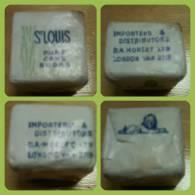 SUCRE - ST. LOUIS - PURE CANE SUGAR - D.A. MORLET LTD - LONDON - AZUCAR - SUGAR - ZUCCHERO - ZUCKER - AÇÚCAR - Azúcar