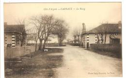 CAZAUX - CAZEAUX - GIRONDE - LE BOURG - Francia