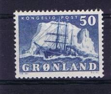 Greenland 1950 Mi 34 MNH/** - Ongebruikt