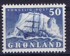 Greenland 1950 Mi 34 MNH/** - Neufs