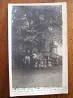 U. S. A . - AL2 - CARTE PHOTO D'UNE FAMILLE  A NEW YORK - A IDENTIFIER - - NY - New York