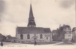 CPA - 76 - DUCLAIR - L'église - 11 - Sonstige Gemeinden