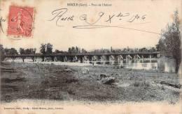 32 - Riscle - Pont De L'Adour - Riscle