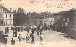 32 - Riscle - Place De La Mairie - Riscle
