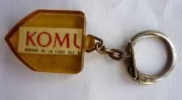 Porte-Cl�s type BOURBON - KOMUNIST - parti Ligue des Communistes Yougoslaves