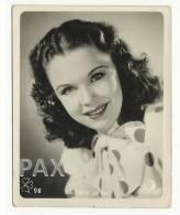 GLORIA JEAN -  USA - ACTRESS - SINGER - Photo N.º 96 - See Description - Actores