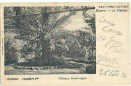 Patras Souvenir ,chateau Hamburger - Grecia
