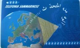 NUOVA-(Mint)-17- SAN MARINO -IL CAIRO-PIRAMIDI DI CHEFREN - San Marino
