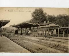 38- FEYSIN- La Gare-animée- - France