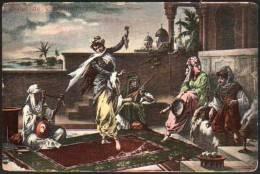 Salut De Constantinople, Turquie - Amusement Oriental - Turkey
