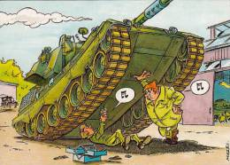Illustrateur Mazel - Militaires - Humoristique - CPM Neuve - Illustratoren & Fotografen