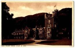 PC4201 PC: Glen Caladh Castle Kyles Of Bute - Argyllshire