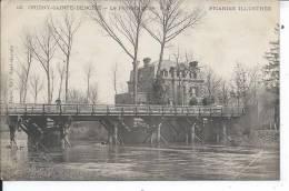 ORIGNY SAINTE BENOITE - Le Pont Sur L'Oise - Unclassified