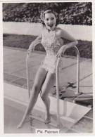 Phillips Vintage Cigarette Card Beauties Of To-Day 7th Series BDV Back 1939 No 4 Pat Paterson - Phillips / BDV