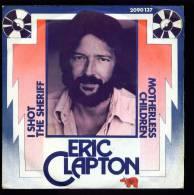 Eric CLAPTON : I Shot The Sheriff - SP RSO 2090 137 - Unclassified