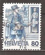 (B) - Schweiz 1986 - MI.NR. 1325 O - STADTBRIEFTRÄGER - Berufe