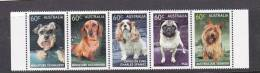 Australia 2013 Top Dogs  Set  MNH - 2010-... Elizabeth II