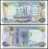 Iraq #63a, 1 Dinar, ND (1973), UNC / NEUF - Irak