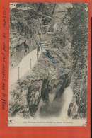 CPA 73,  Environs D'Aix-les-bains, Gorges Du Sierroz , Personnages,  AVRIL 2013 057 - Aix Les Bains
