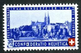 (895)  Switzerland 1944   Mi.117  Mint Hinged     (5,00 Euros) - Ungebraucht