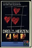 VHS Video ,  Drei Von Ganzem Herzen  -  Mit Kelly Lynch , Joe Pantoliano , William Baldwin , Sherilyn Fenn  -  Von 1993 - Video Tapes (VHS)
