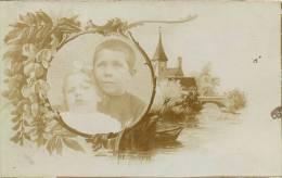 29 CHATEAULIN CARTE PHOTO 1905 - Châteaulin