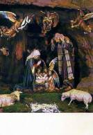 Linz Dom Krippe V Sebastian Osterrieder , Creche, Anges - Cristianesimo